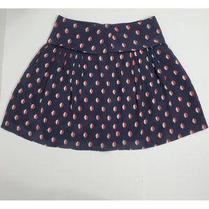 Madewell Silk Skirt